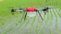 無人機助力農業植保