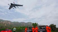 無人機巡查護林防火