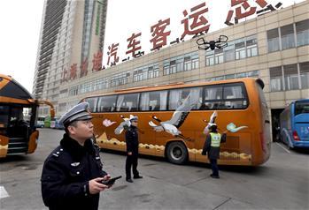 上海:無人機助力交警執法