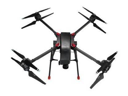 哈工大機器人集團(HRG)易翔創新發布三款無人機
