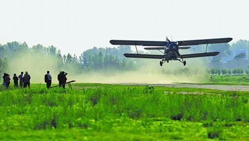 河南今年將飛播造林20萬畝 將首次開展無人機飛播試驗