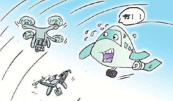 四川擬規定:禁止民用無人機在6個區域上空飛行