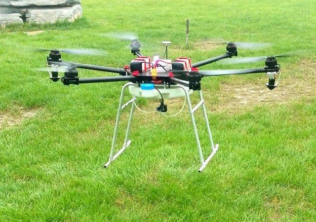 農田管家CEO:植保無人機以一頂二十