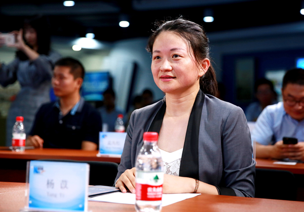 """楊苡:組建""""飛手社區""""促進行業健康發展"""