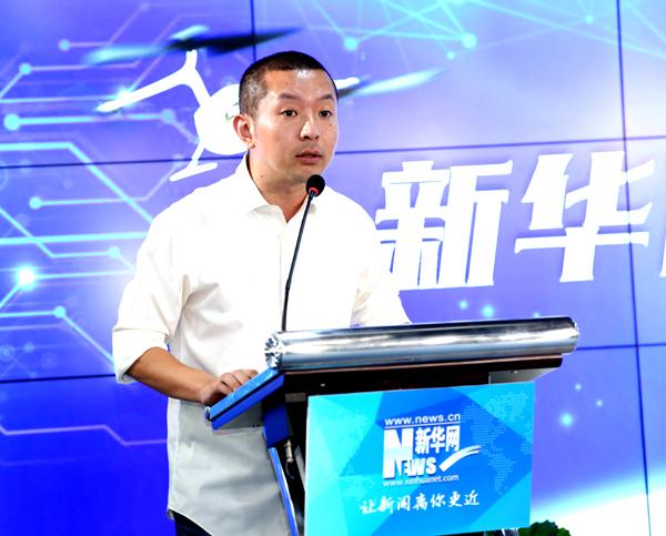 """李洪濤:新華網""""飛手社區""""助力無人機行業有序發展"""