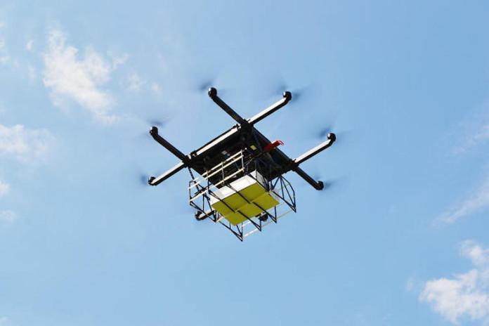 瑞士建無人機快遞網 送血樣VS中國億航184