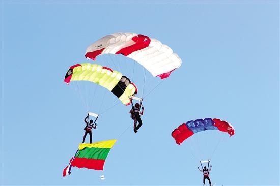 第五屆AOPA 飛訓展10月13日-15日深圳會展中心舉行