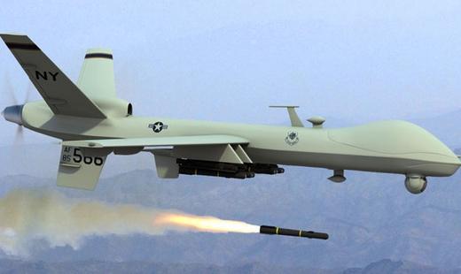 中美軍用無人機對比