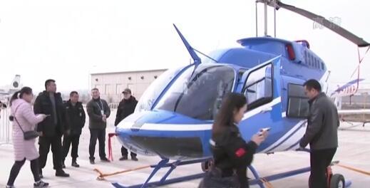 石家莊:無人機花式表演 體驗模擬飛行