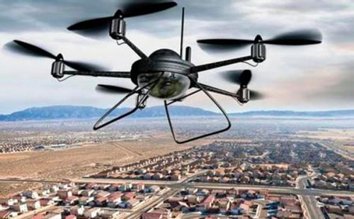 """廣州白雲機場試運行無人機防禦係統 """"黑飛""""無人機可被驅離"""