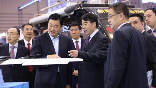 無人機雲端峰會11月29日在成都召開 行業精英共論無人機産業融合發展之道