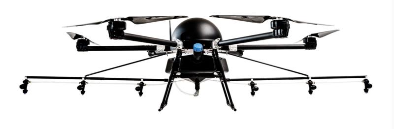 植保無人機DroneSeed獲超過500萬美元融資
