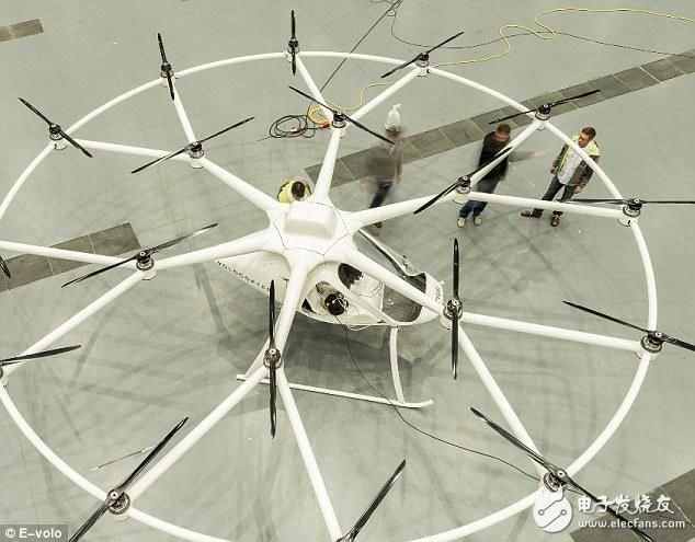 """""""聯網無人機""""將給産業帶來10倍商機"""