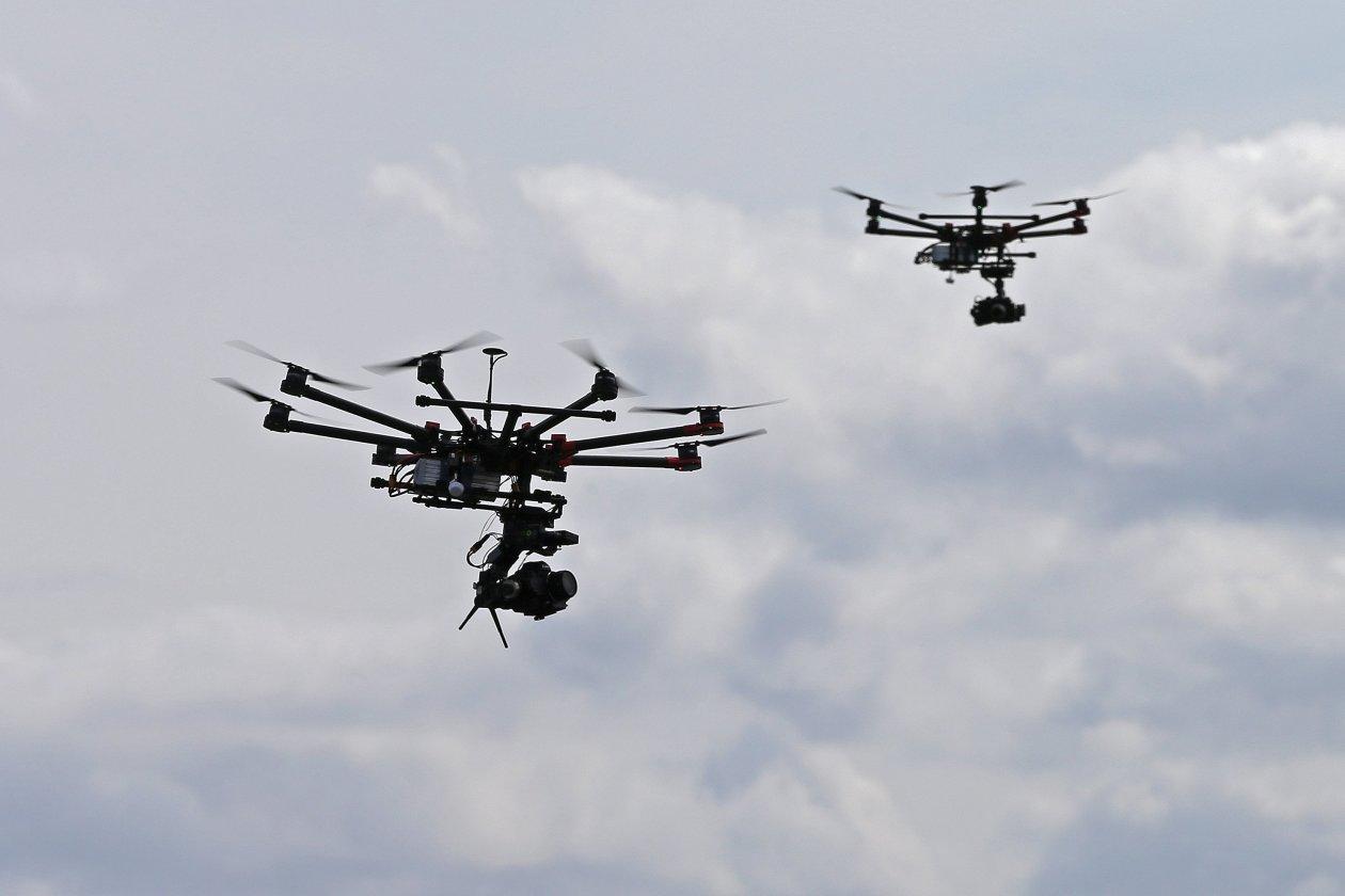 針對無人機 數家大公司支持私人投資運營空中交通管制網絡