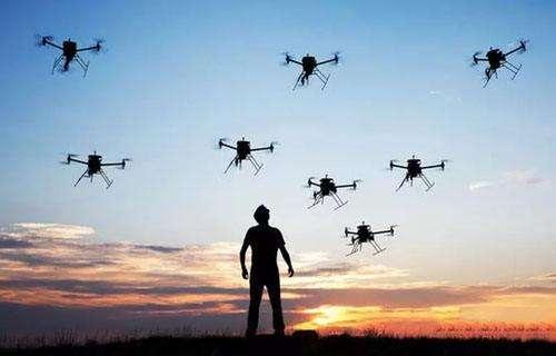 200架無人機集群飛行:我國再次刷新固定翼無人機集群飛行紀錄
