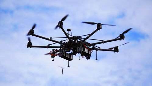 中國正成為世界無人機産業生力軍