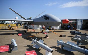 未來十年全球無人機係統領域産值累計將超4000億美元