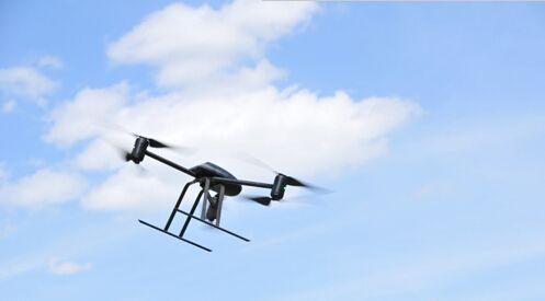 全國首個無人機綜合監管平臺在深圳上線